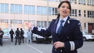 VIDEO Alba24: Campania Si tu poti deveni politist la LPS Alba Iulia