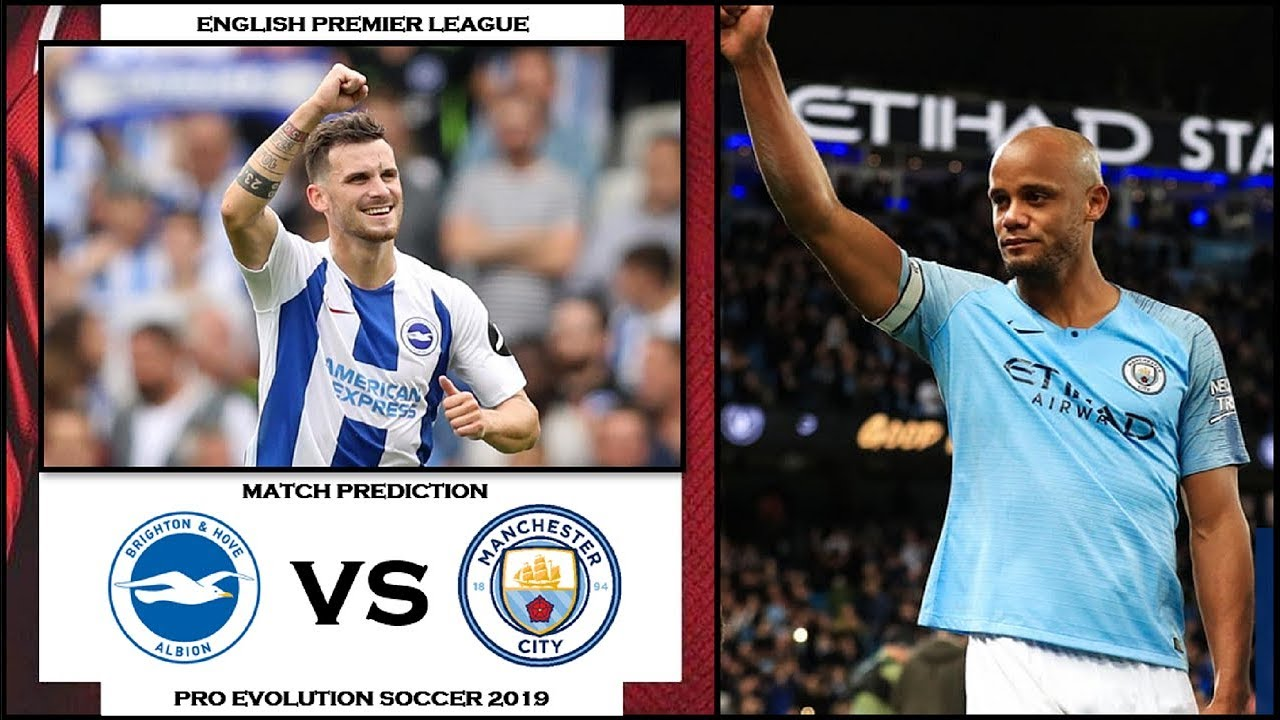 BRIGHTON VS MAN CITY | ALL GOALS & HIGHLIGHTS | MAY 12, 2019 | FINAL MATCH | ENGLISH PREMIER LEA