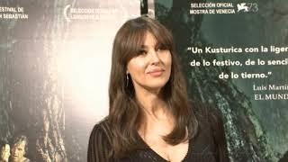 Monica Bellucci Madrid