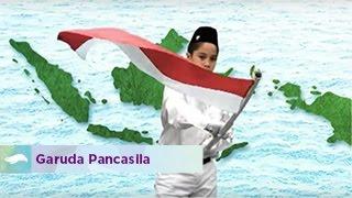 PROMO VIDEO KLIP GARUDA PANCASILA - RTV