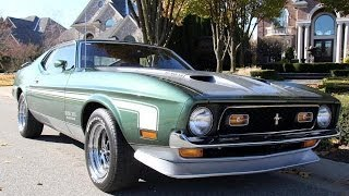 1971 Ford Mustang Boss 351 For Sale