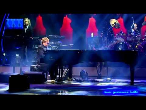 Elton John - Candle in the Wind feb 2013