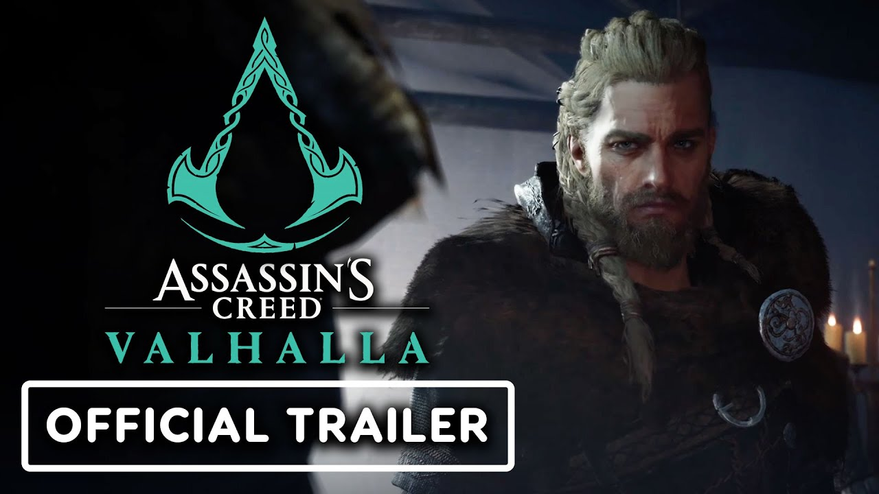 Assassin S Creed Valhalla Official Eivor Character Trailer Youtube