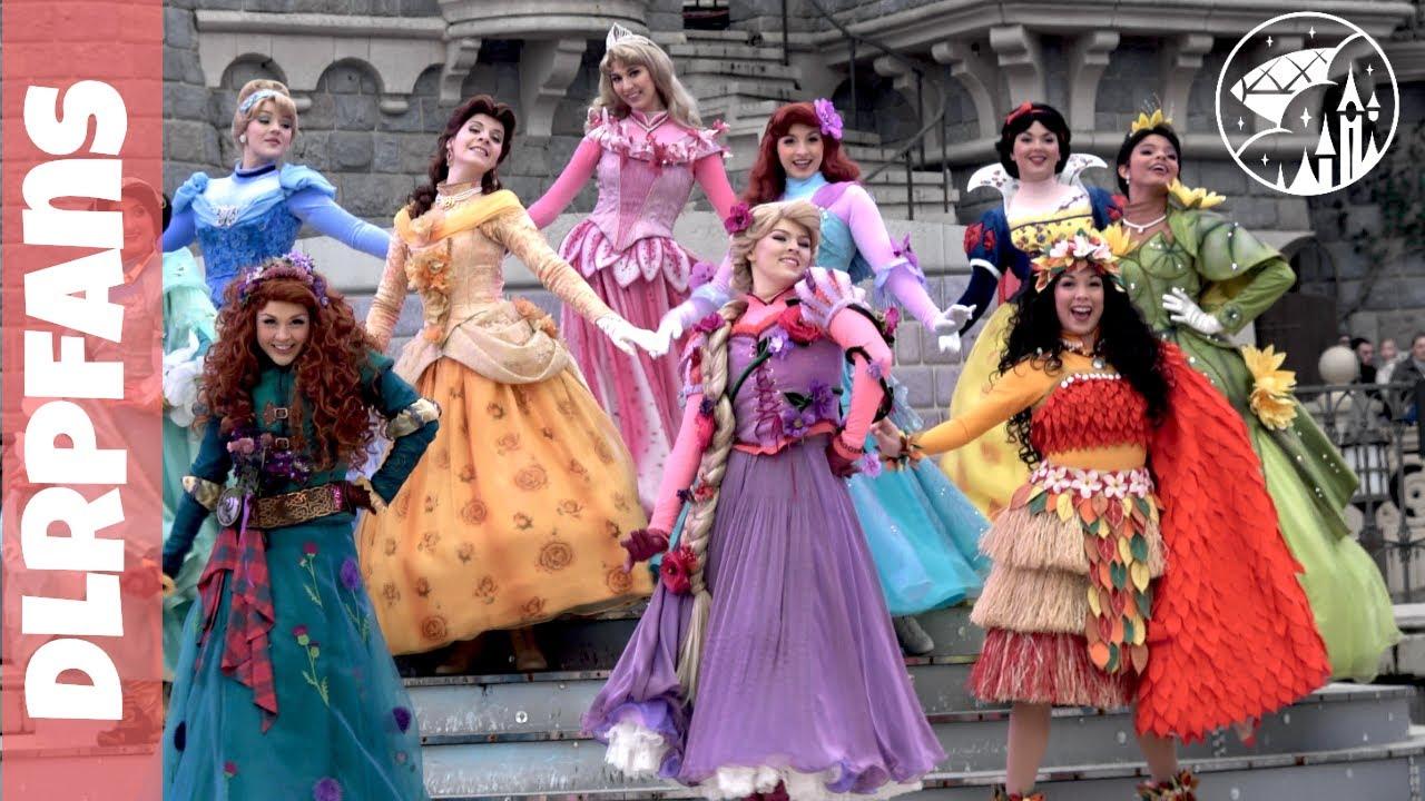 Disneyland Paris Pirates And Princesses Festival 2019 The Complete