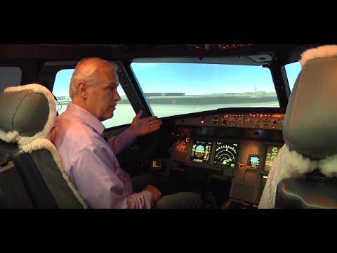 WKRG-TV News Airs Airbus 320 Pilot Training at Pan Am Flight Academy