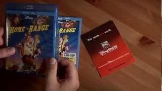 BONUS VIDEO!!! File91e Unboxes Treasure Planet and Home on the Range