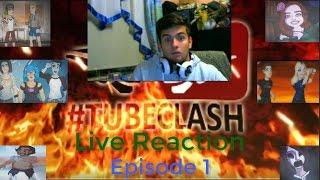 Krieg zwischen den Clashern !!!- #Finalclash (Tubeclash 3) Episode 1 Live Reaction