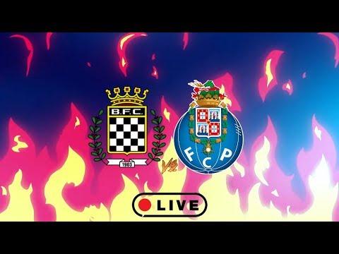 BOAVISTA FC X FC PORTO   EM DIRETO!