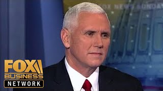 Pence delivers remarks to ICE and Homeland Security Investigation in Houston, TX
