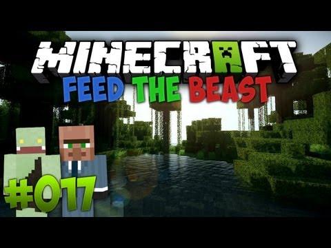 Aufbruch In Den DSCHUNGEL! - Minecraft: Feed The Beast #17 | Ungespielt