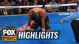 Luis Nery KO's Juan Carlos Payano in the 9th round | HIGHLIGHTS | PBC ON FOX