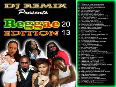 NEW!!!! Reggae mix 2013-2012- Dj Remix