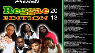 NEW!!!! Reggae mix 2013-2012- Dj Remix