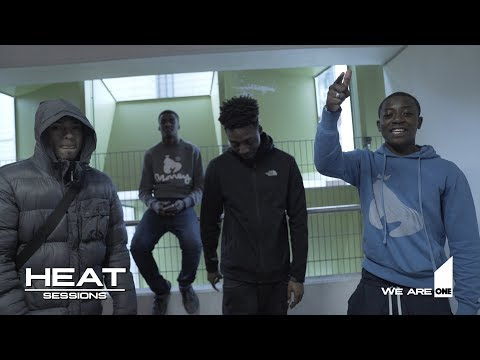 Jay Don, Togo, Bhekz | -S5 EP 3- [Heat Sessions] | First Media TV