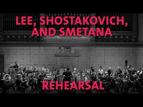Lee, Shostakovich, and Smetana's Dress Rehearsal mp3