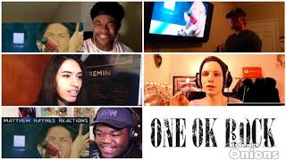 ONE OK ROCK   Clock Strikes - Mighty Long Fall at Yokohama Stadium LIVE  Reaction