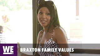 Braxton Family Values | Deleted Scene: Toni & Tamar