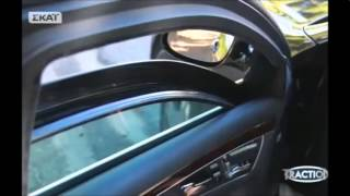 Traction~Mercedes S Class Guard 5.5 2014 Test Drive