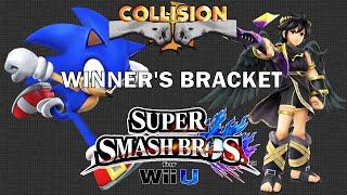 smash wii u tournament swr nairo dark pit vs 6wx sonic collision x