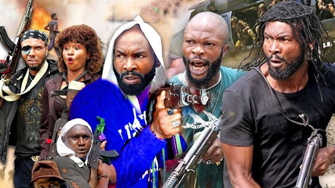 Download THE NEW ACTION MOVIE  2021 - SYLVESTER MADU [ LATEST Nigerian NOLLYWOOD ACTION  MOVIE
