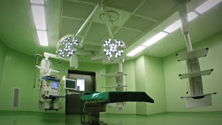 World class modular operation theatres at MIOT International Hospitals