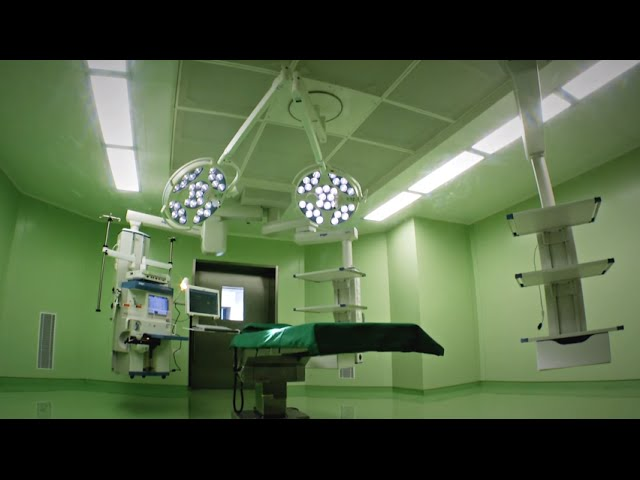 World Class Modular Operation Theatres At Miot International Hospitals Youtube