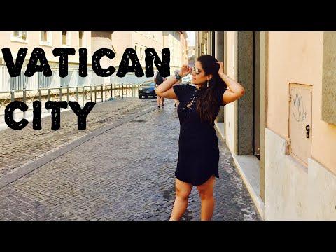 VATICAN CITY|MUSEUM|ITALY|Bhavna Kwatra Vlog