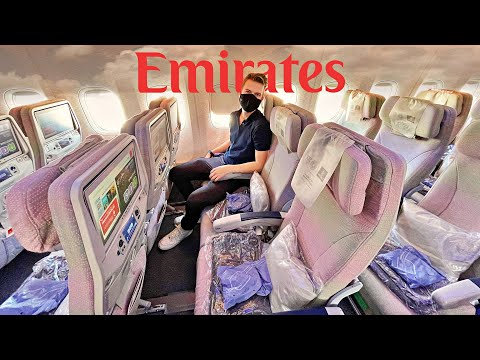 Emirates Economy Class Review | How's Their 777-300ER in 2021?