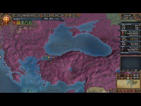 Byzantium Strategy: Skanderbeg style!