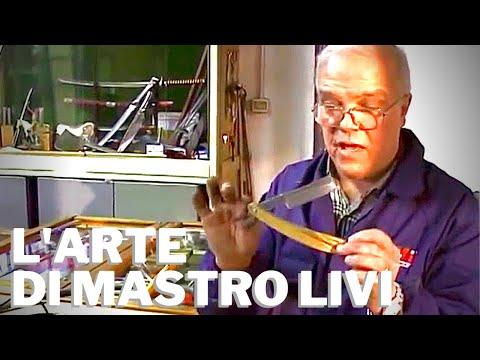 L\'arte di Mastro Livi - YouTube