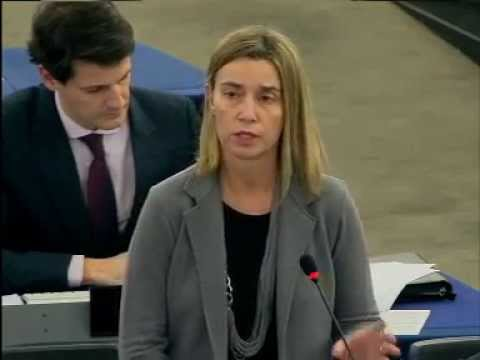 Situation in Democratic Republic of Congo - Debate at the European Parliament