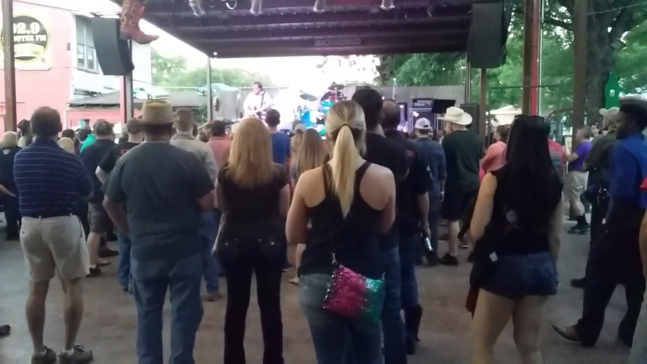 ted nugent the backyard bar and grill waco tx youtube