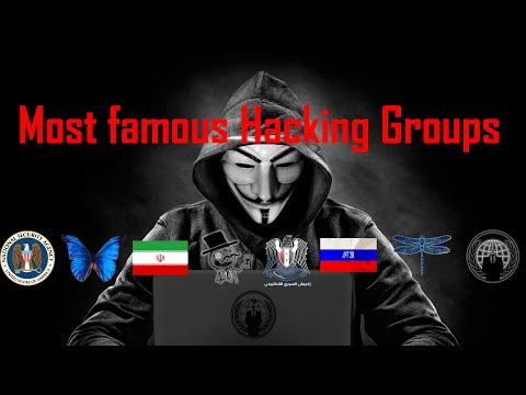 Most famous Hacker Groups - List of Top Hacker Groups of the World.