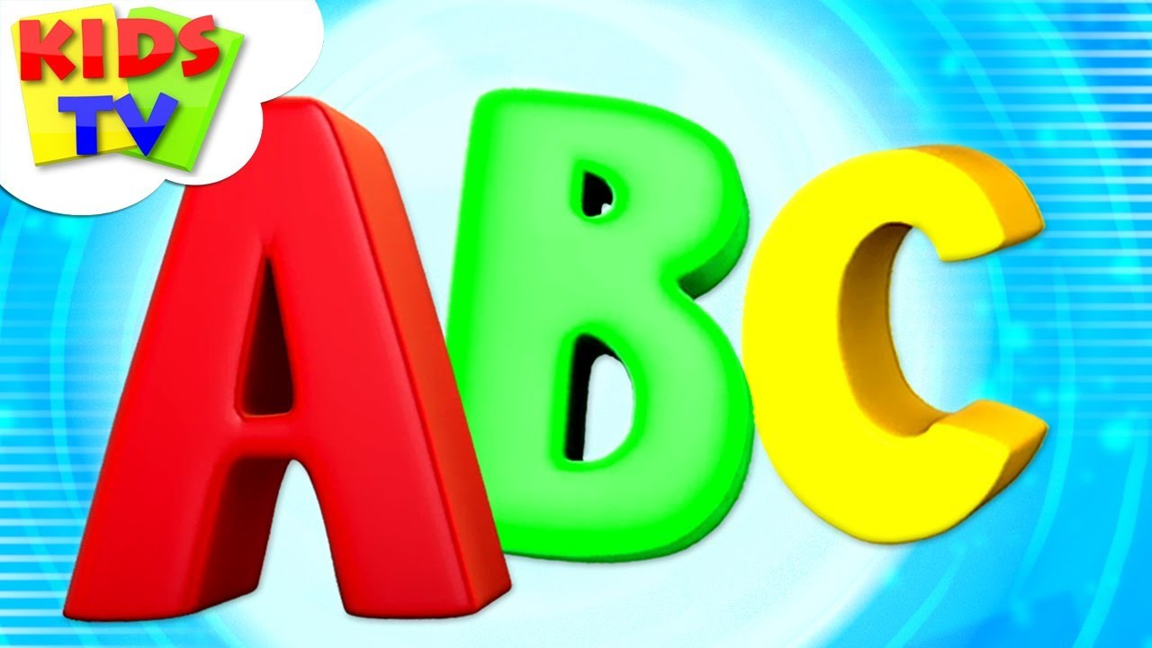 ABC Song | Boom Buddies Cartoons | Nursery Rhymes & Learning Videos For Toddlers - Kids TV