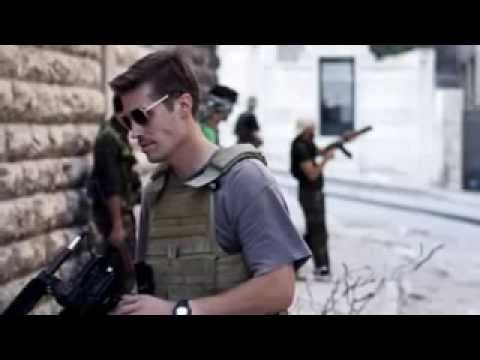 US Trying to Verify Video of American Journalist James Foley Killing