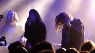 Draconian  Heavy Lies The Crown @ Cafe Central, Weinheim 20160226