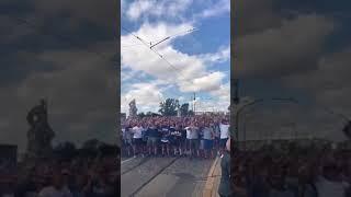 1.FC Magdeburg Fanmarsch, 05.08.2018