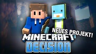 Ein neues Projekt! - Minecraft: Decision #00 mit DerMentorLP | Zeimrex