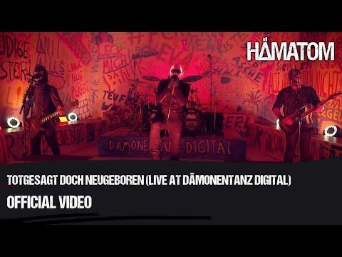 Смотреть клип Hämatom - Totgesagt Doch Neugeboren