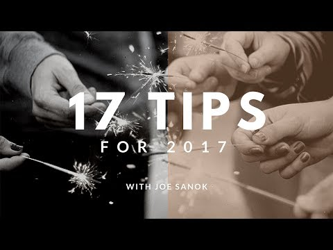 17 Tips for 2017 to plan, start, and grow a private practice