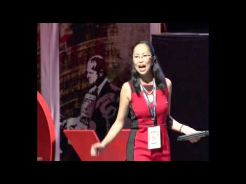 Our proof of concept: Czarina Medina-Guce at TEDxADMU