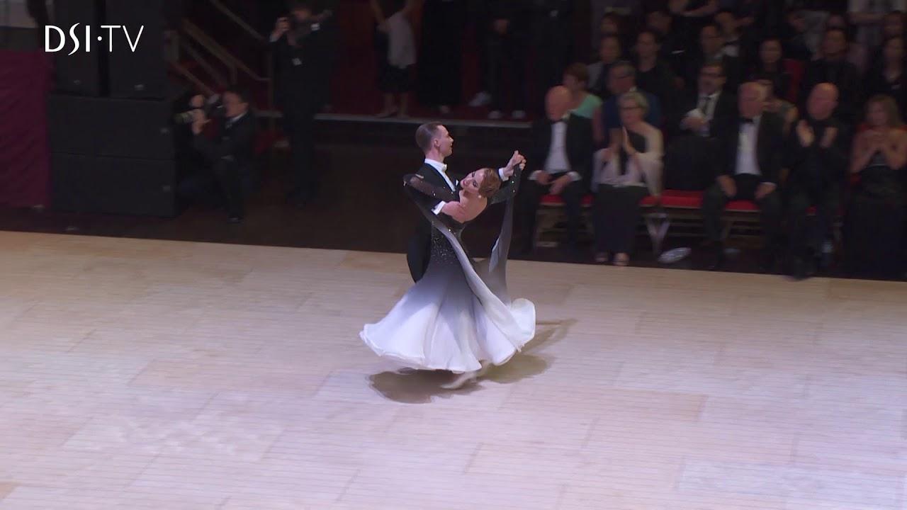 Amateur Ballroom Finalist Si Cheng Li Zhou Man Ni