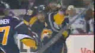 Buffalo Sabres tying and winning goals vs. New York Rangers Game 5 2007 Playoffs