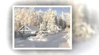 С новым годом! Волшебница-Зима.