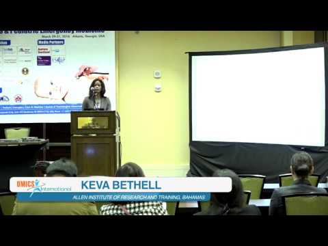 Keva Bethell | Bahamas | Pediatrics and Pediatric Emergency Medicine 2016 | Conferenceseries LLC