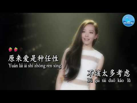 Ly Ca - Trương Lương Dĩnh (karaoke)