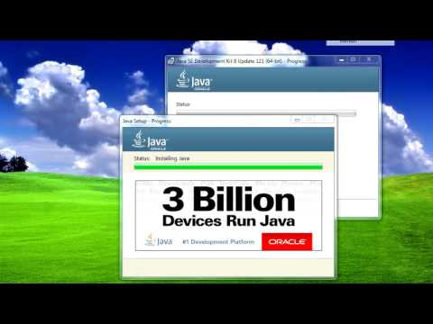 How To Do Install Java In Windows 7 64 Bit