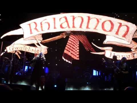 Rhiannon LIVE Stevie Nicks 4-2-17 Prudential Center, Newark, NJ