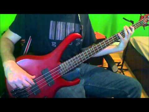 Billy Talent - Nothing To Lose - Bass Cover