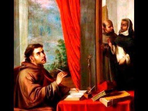Doctors Of The Church, Angelic And Seraphic Doctors, Aquinas-Bonaventure, Catholic Series